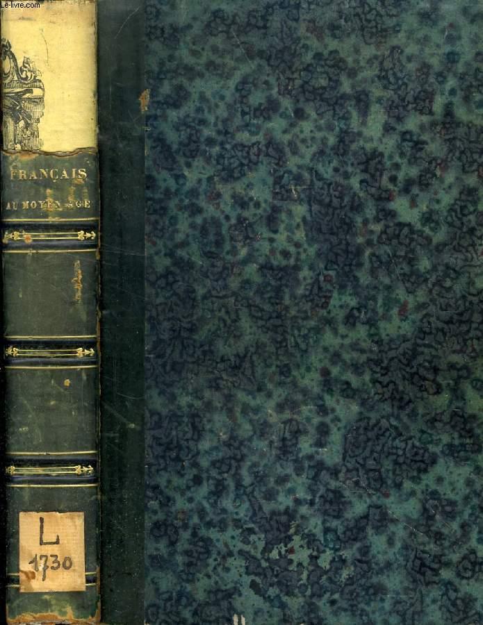 THEATRE FRANCAIS AU MOYEN AGE (XIe-XIVe SIECLES)