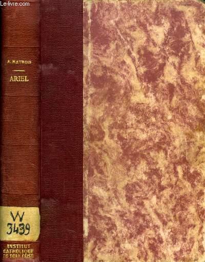 ARIEL, OU LA VIE DE SHELLEY
