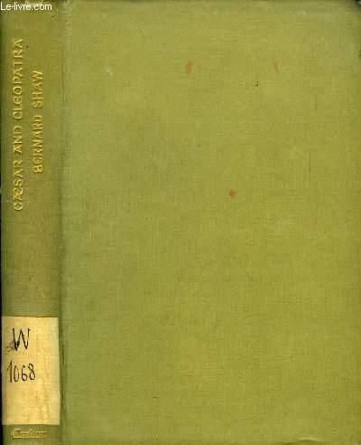 CAESAR AND CLEOPATRA, A HISTORY