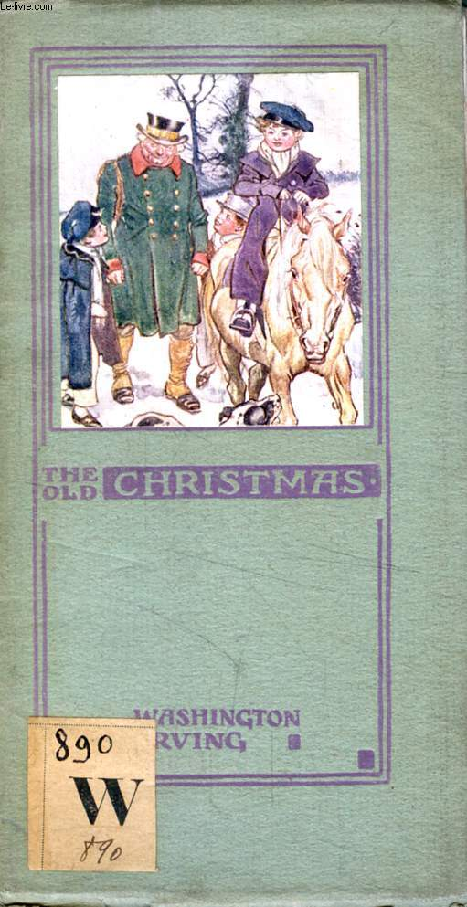 THE OLD CHRISTMAS