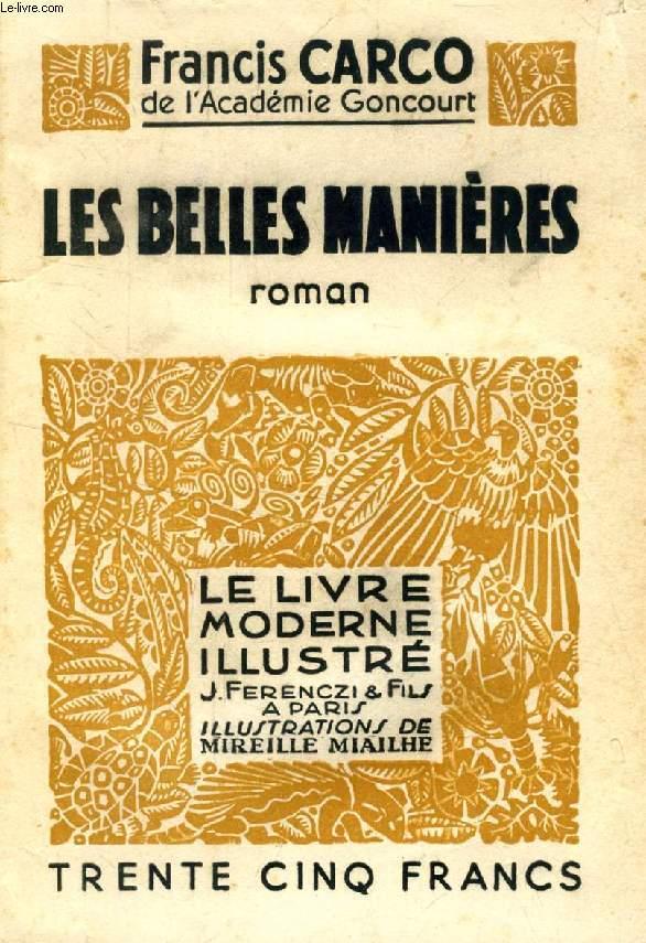 LES BELLES MANIERES