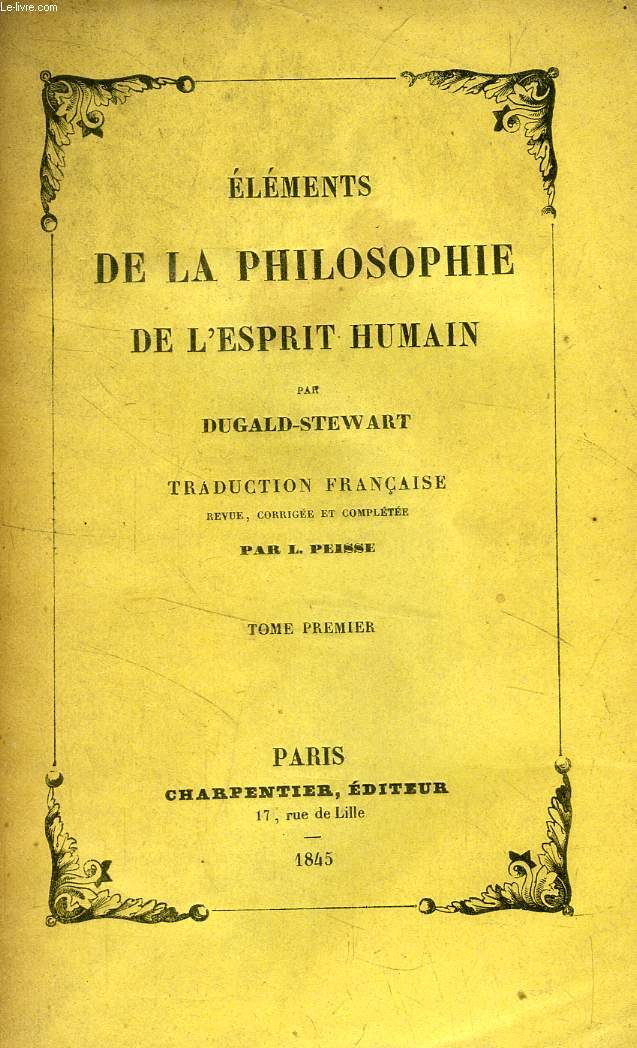 paris i philosophie