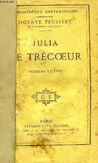 JULIA DE TRECOEUR