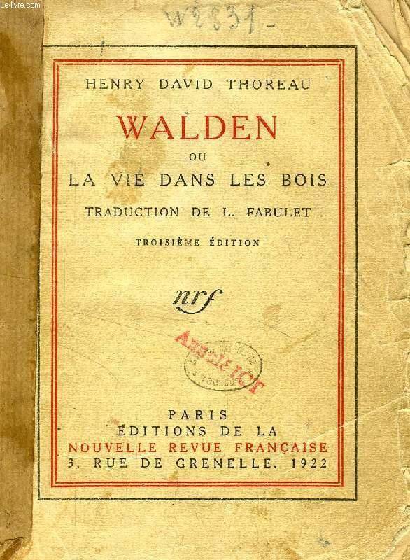 Annotated walden