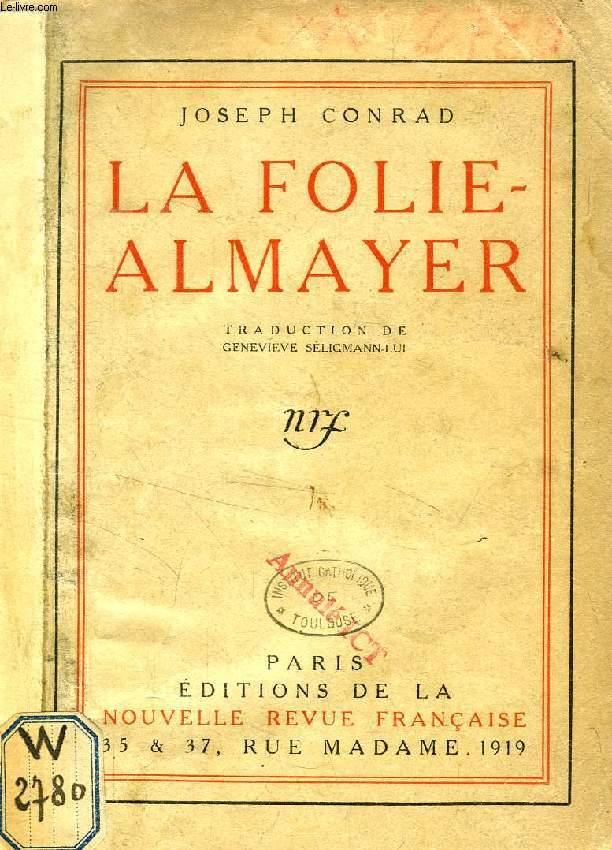 LA FOLIE-ALMAYER