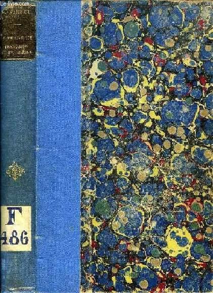 LA TRAGEDIE FRANCAISE AU XVIe SIECLE (1550-1600)