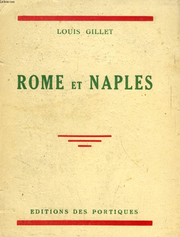 ROME ET NAPLES