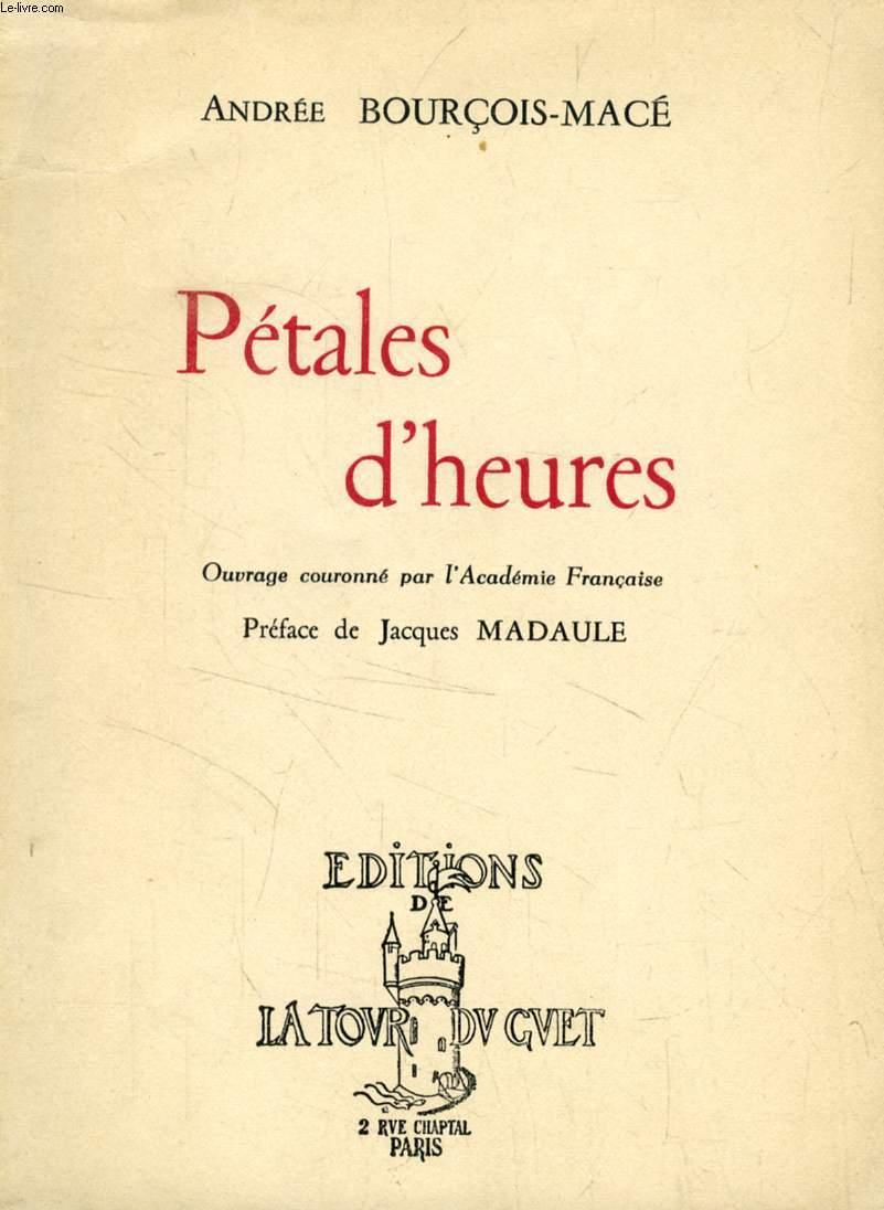 PETALES D'HEURES