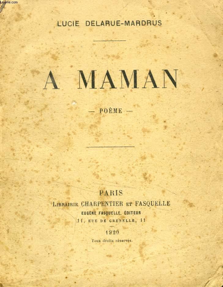A MAMAN