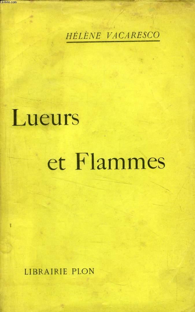 LUEURS ET FLAMMES