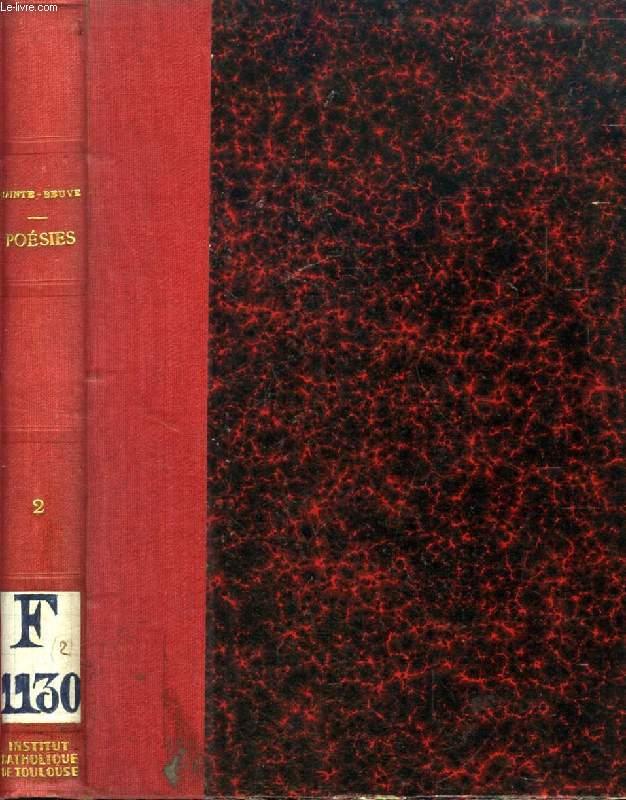 LES CONSOLATIONS, PENSEES D'AOUT, Notes et Sonnets, un dernier Rêve