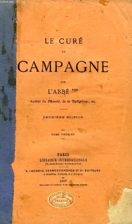 LE CURE DE CAMPAGNE, 2 TOMES