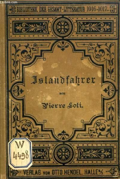 ISLANDFAHRER
