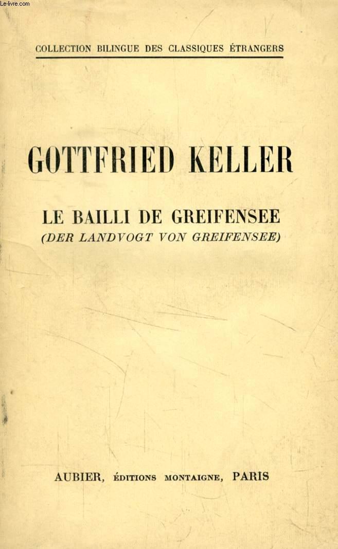 LE BAILLI DE GREIFENSEE
