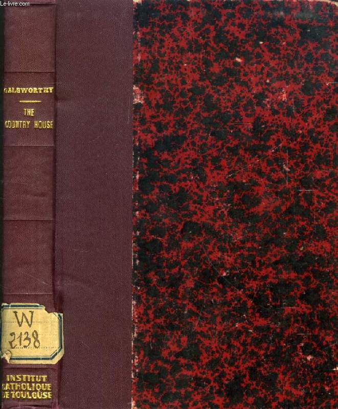 THE COUNTRY HOUSE (TAUCHNITZ EDITION, COLLECTION OF BRITISH AND AMERICAN AUTHORS, VOL. 4127)