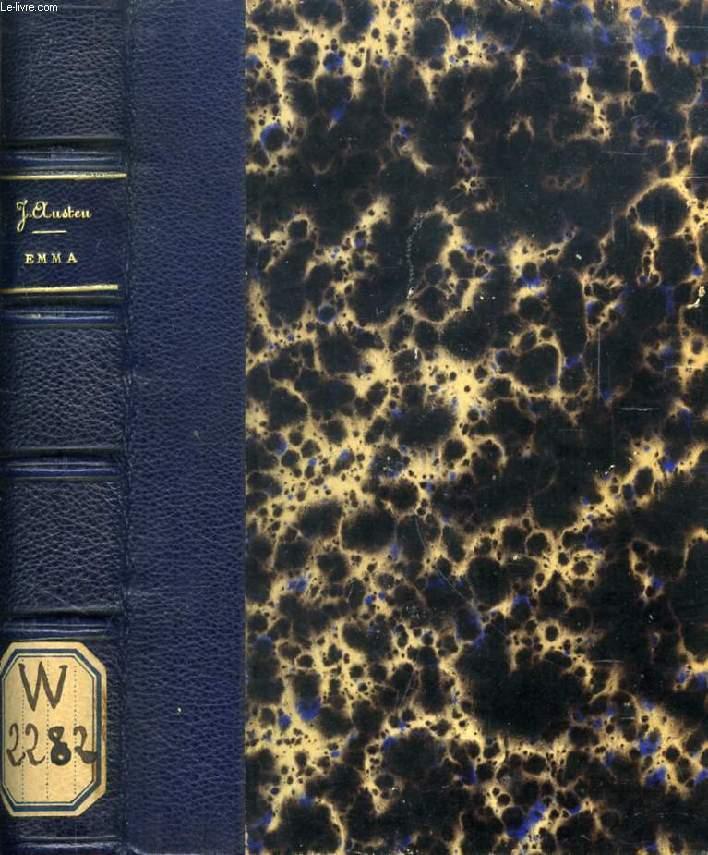 EMMA (TAUCHNITZ EDITION, COLLECTION OF BRITISH AUTHORS, VOL. 1645)