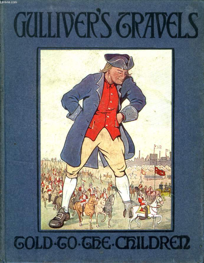 GULLIVER'S TRAVELS (TOLD TO THE CHILDREN)
