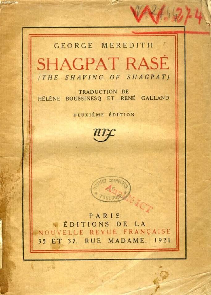 SHAGPAT RASE