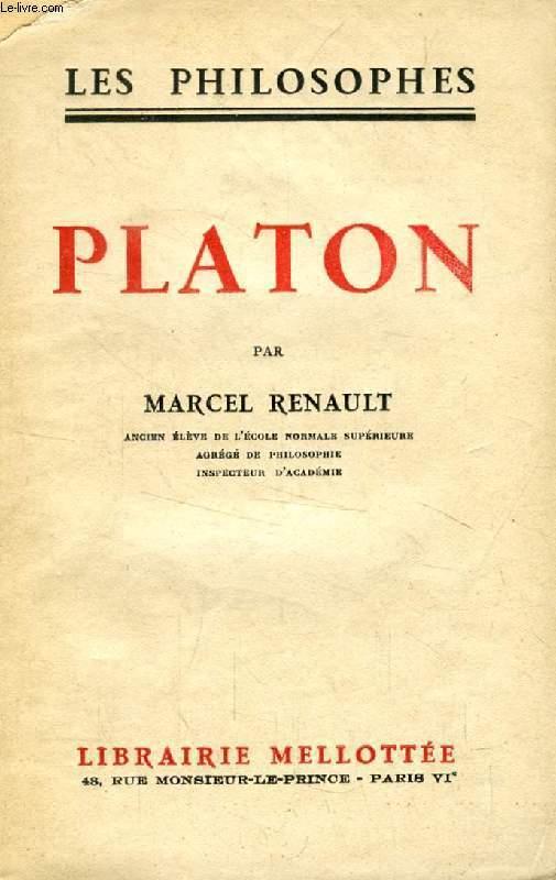 PLATON (LES PHILOSOPHES)