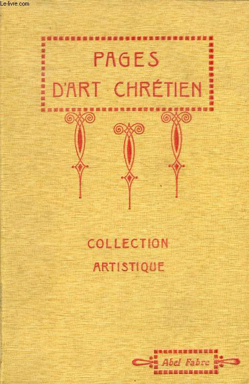 PAGES D'ART CHRETIEN, 5 SERIES (VOLUMES)