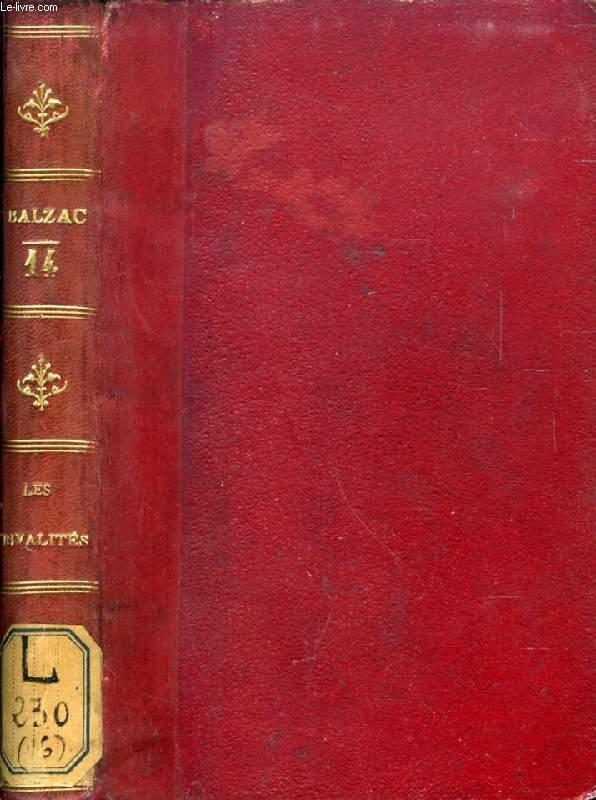 LES RIVALITES, La Vieille Fille, Le Cabinet des antiques (SCENES DE LA VIE DE PROVINCE)