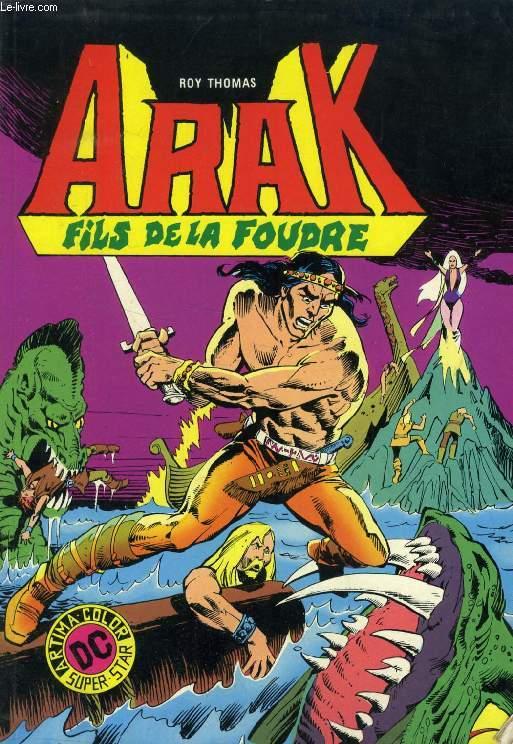 ARAK, N° 1, FILS DE LA FOUDRE