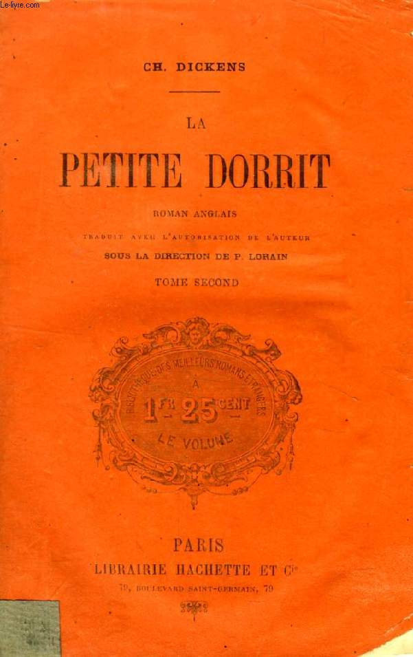 LA PETITE DORRIT, TOME II