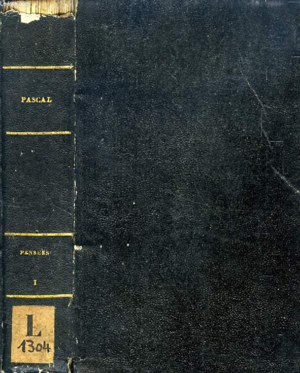 PENSEES DE PASCAL