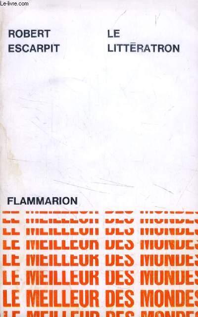LE LITTERATRON, Roman Picaresque