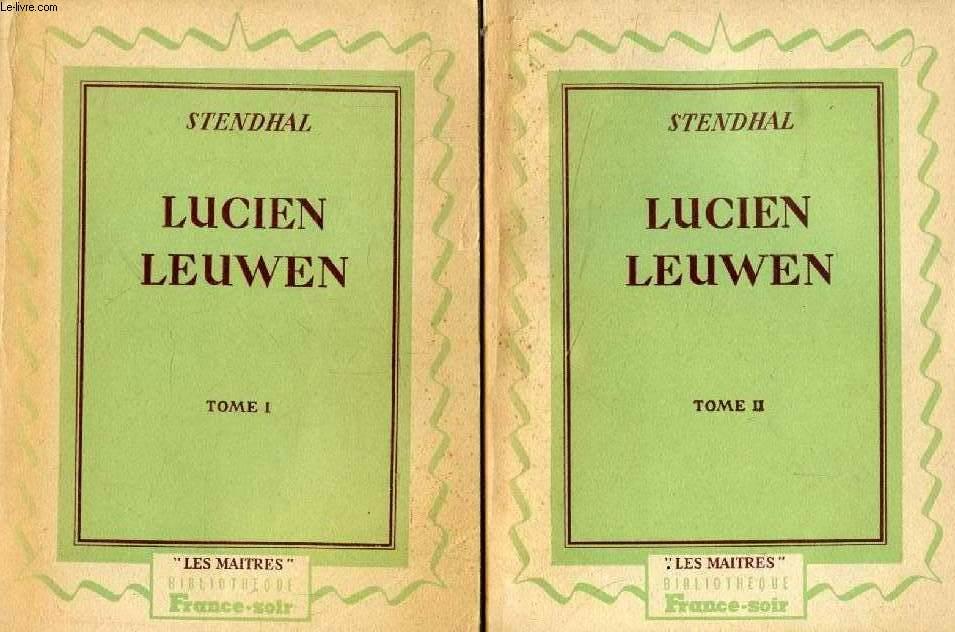 LUCIEN LEUWEN (LE CHASSEUR VERT), 2 TOMES