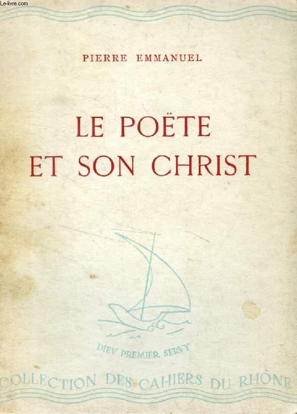 LE POETE ET SON CHRIST, 1938