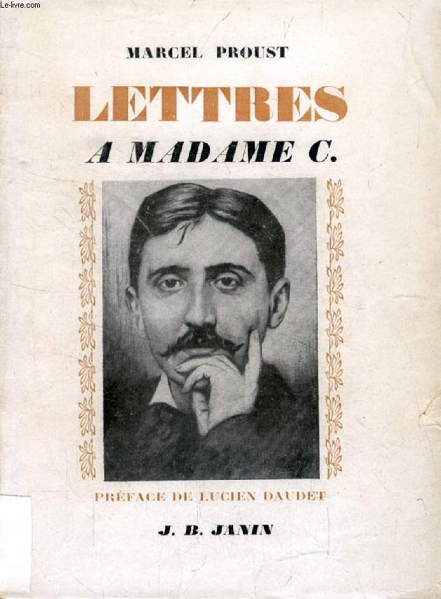 LETTRES A MADAME C.