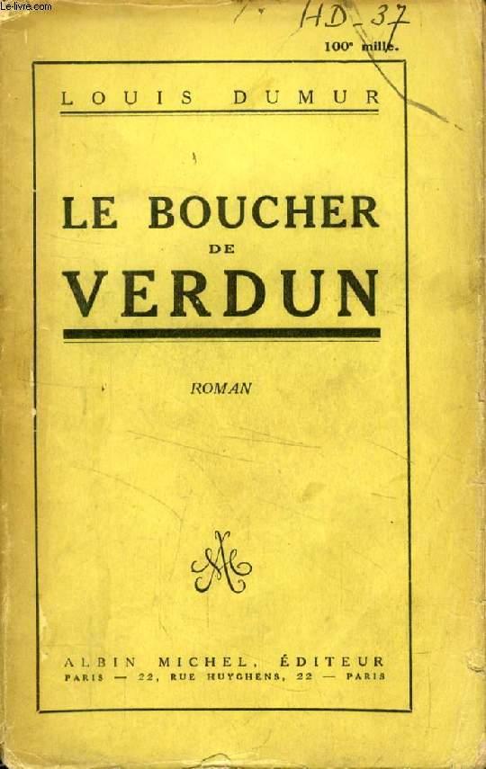 LE BOUCHER DE VERDUN