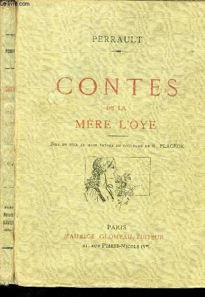 CONTES DE LA MERE L OYE - LA BELLE AU BOIS DORMANT -LE PETIT CHAPERON ROUGE -LA BARBE BLEUE - LE MAITRE CHAT OU LE CHAT BOTTE- LES FEES - CENDRILLON ETC..