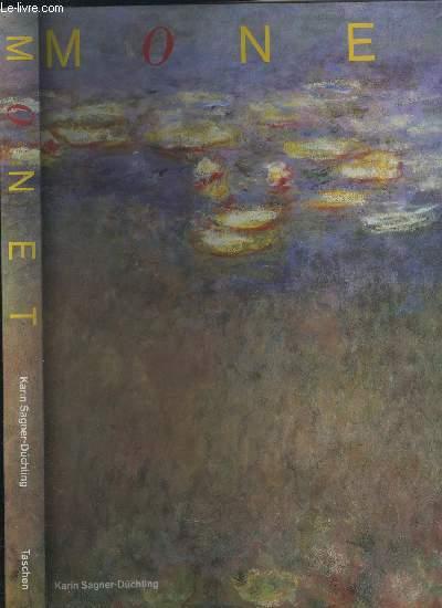 CLAUDE MONNET 1840-1926/ UNE FETE POUR LES YEUX