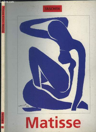 HENRI MATISSE 1869-1954 / MAITRE DE LA COULEUR -  COLLECTION TASCHEN N°5