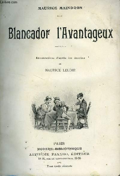 BLANCADOR L AVANTAGEUX