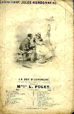 LA DOT D'AUVERGNE