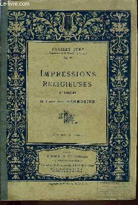 IMPRESSIONS RELIGIEUSES