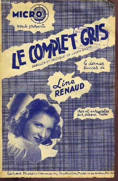 LE COMPLET GRIS