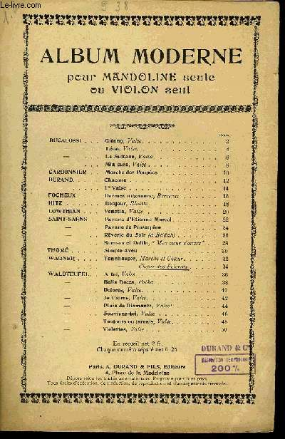 CHOEUR DES PELERINS DE TANNHAUSER