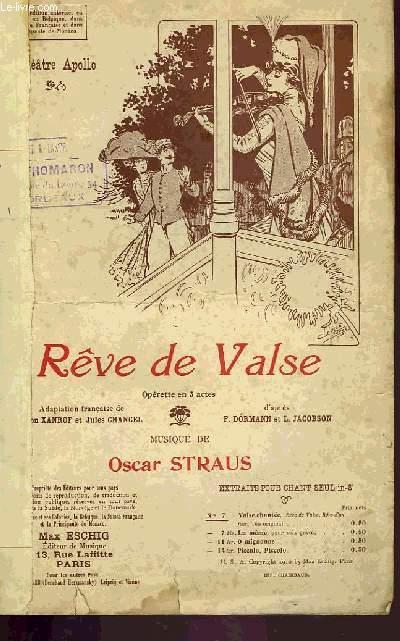 REVE DE VALSE