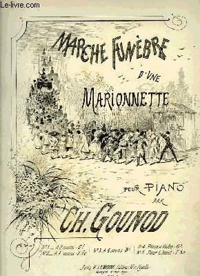 MARCHE FUNEBRE D'UNE MARIONNETTE