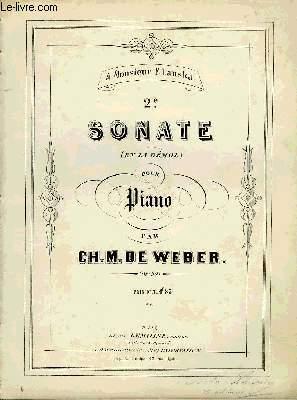 2EME SONATE POUR PIANO
