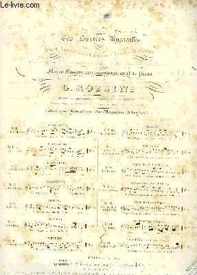 LES SOIREES MUSICALES
