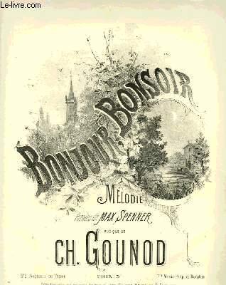 BONJOUR, BONSOIR