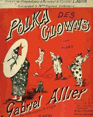 POLKA DES CLOWNS