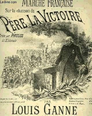 MARCHE FRANCAISE SUR PERE LA VICTOIRE