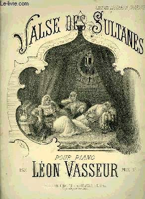 VALSE DES SULTANES