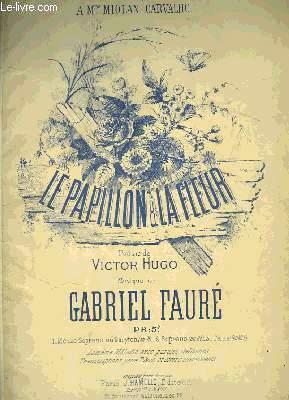 LE PAPILLON ETLA FLEUR